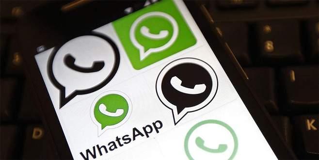 'WhatsApp' görünümlü 'Eagle' programı kullanmış
