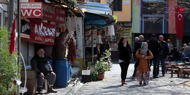 Tarihi 'Tahtakale Çarşısı' restore ediliyor