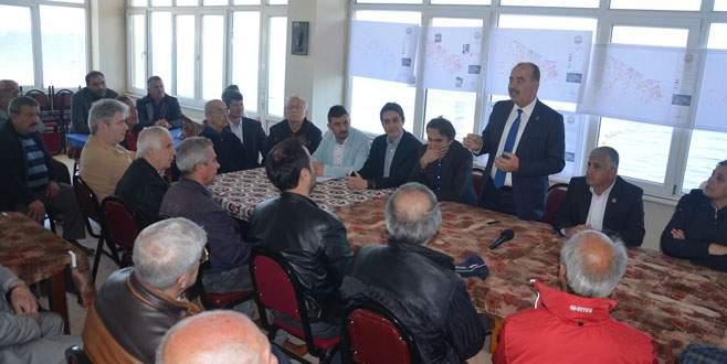 Altıntaş ve Göynüklü'de imar planı anlatıldı