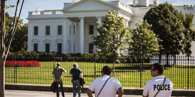 Beyaz Saray çevresinde şüpheli paket alarmı