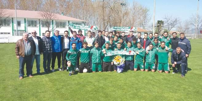 Yeşil Bursa'ya ÜNİTİMSAH'tan destek