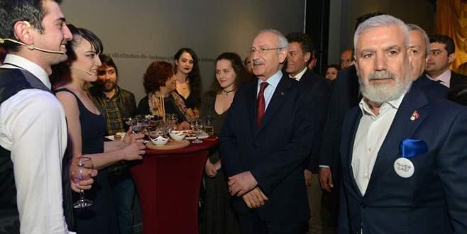Kılıçdaroğlu'ndan 'tiyatro' sürprizi