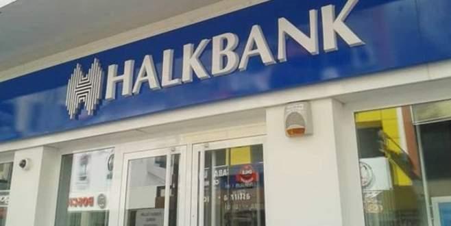 Halkbank'tan gözaltı açıklaması