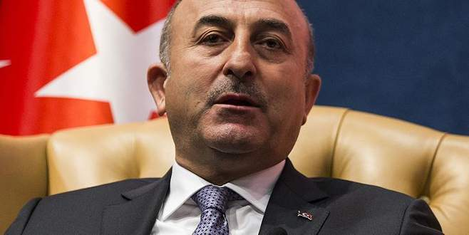 Dışişleri Bakanı Çavuşoğlu'ndan Halkbank açıklaması