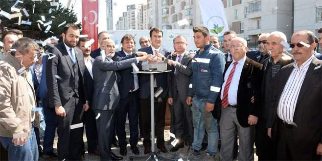 Osmangazi'den gençlerin eğitimine destek