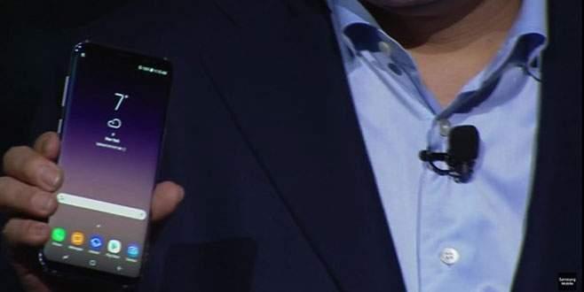 Samsung Galaxy 8 ve S8 Plus tanıtıldı