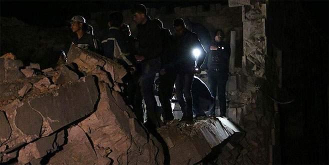 Suriye'de sivil katliamı: 33 ölü