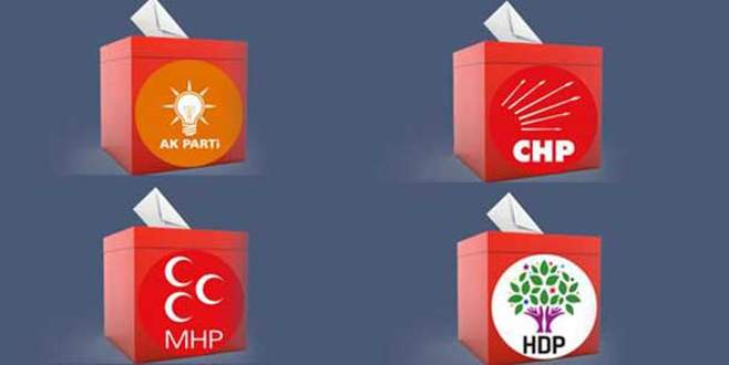 YSK, siyasi parti temsilcilerinin TRT'de konuşacakları tarihi açıkladı