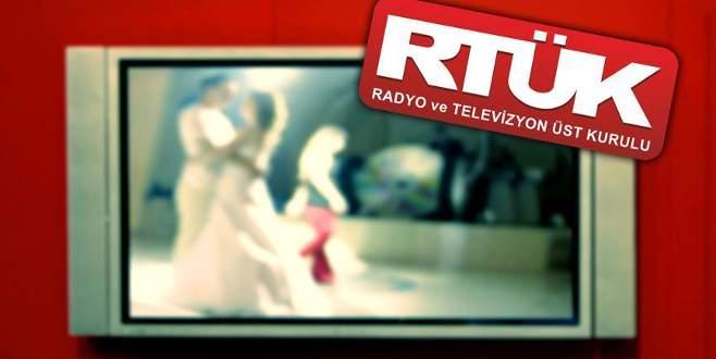 Kanallara 'evlilik programı' cezası