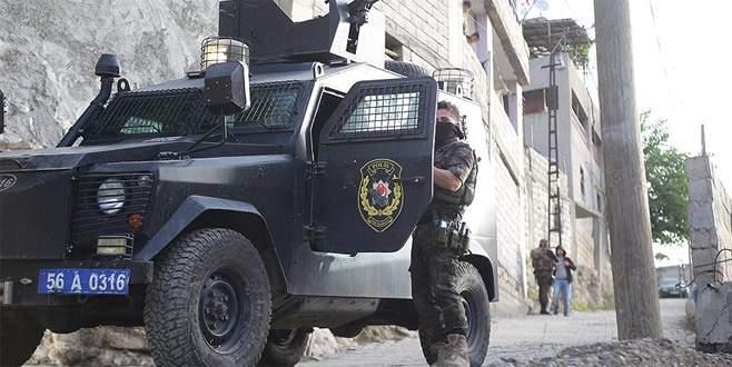 Siirt'te terör operasyonu: 33 gözaltı