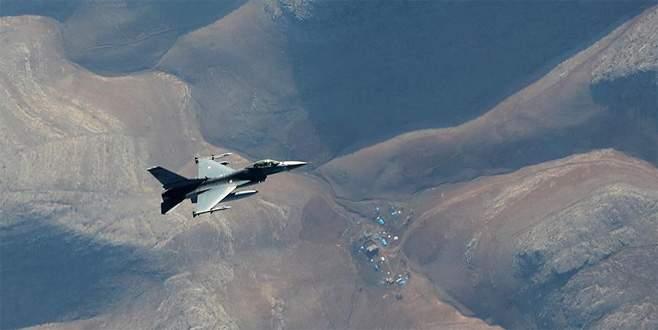 TSK'dan Irak'ın kuzeyine operasyon