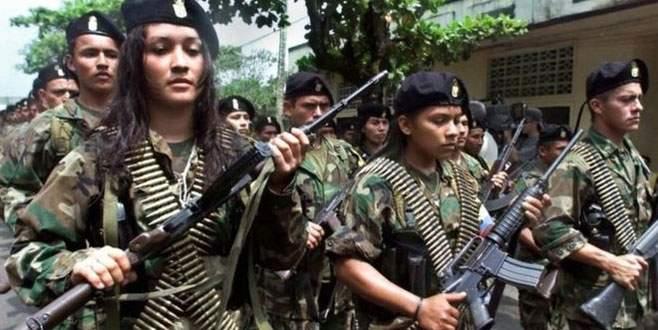 FARC'tan silahlara veda