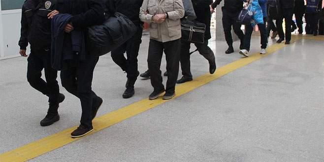 FETÖ'cü 40 polis tutuklandı