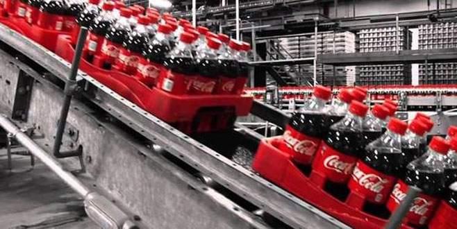 Coca-Cola'dan yeni fabrika