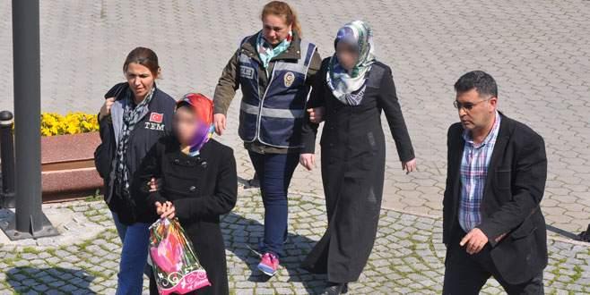 Bursa'da FETÖ operasyonu 4 gözaltı