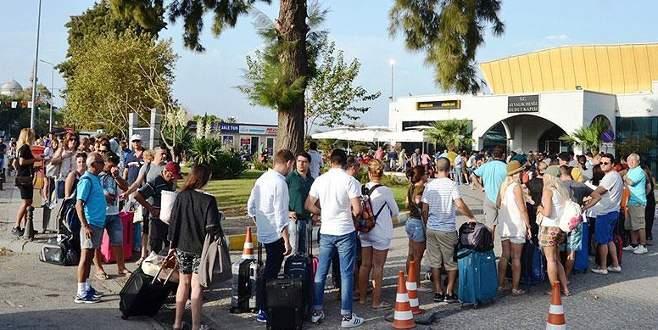 Seyahat acentelerinin 'kapıda vize' sevinci