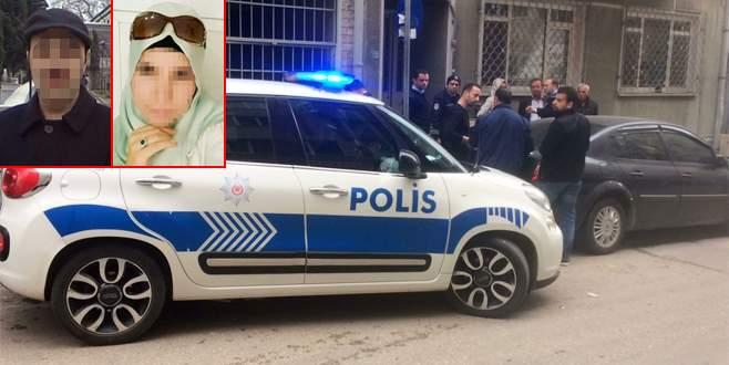 Bursa'da kıskançlık cinayeti