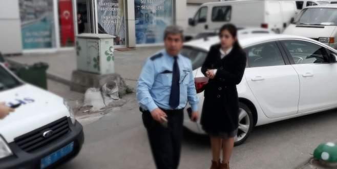 Bursa'da kapkaç şoku: 310 bin lira…