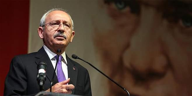 Kılıçdaroğlu'ndan Halit Akçatepe için başsağlığı mesajı
