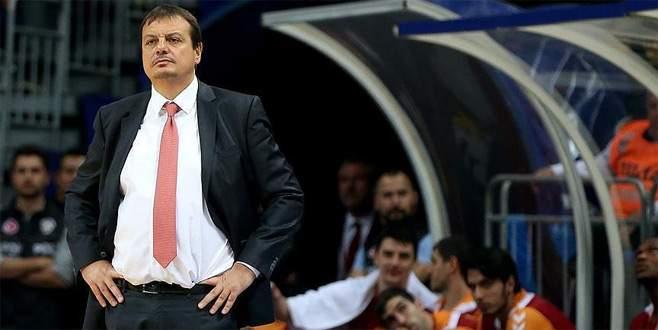 Galatasaray'dan 'Ergin Ataman' açıklaması