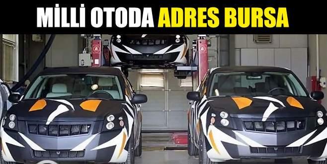 Özlü: Yerli otomobilde en uygun yer Bursa