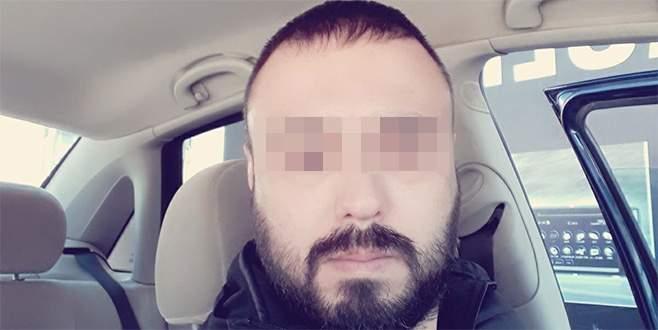 Suç makinesi Bursa'da yakalandı