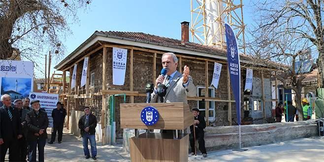 Büyükşehir'den Yenişehir'e yatırım zinciri