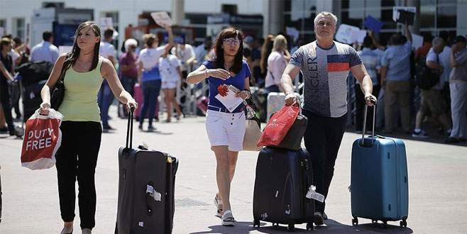 Rus turistte rekor artış bekleniyor