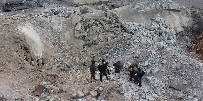 Koalisyonun 229 sivili 'yanlışlıkla' öldürdüğü açıklandı