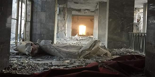 Mecilisi bombalayan F-16 pilotundan 'terörle mücadele' savunması