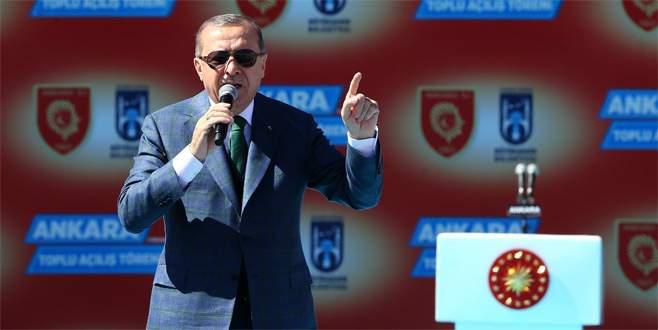'Türk milleti Batı'nın liderlerine en büyük dersi verecek'