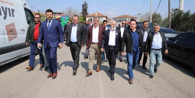Başköy'de 'Dede Helvası' birlikteliği