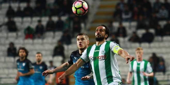 A. Konyaspor 2-0 Bursaspor(MAÇ SONUCU)
