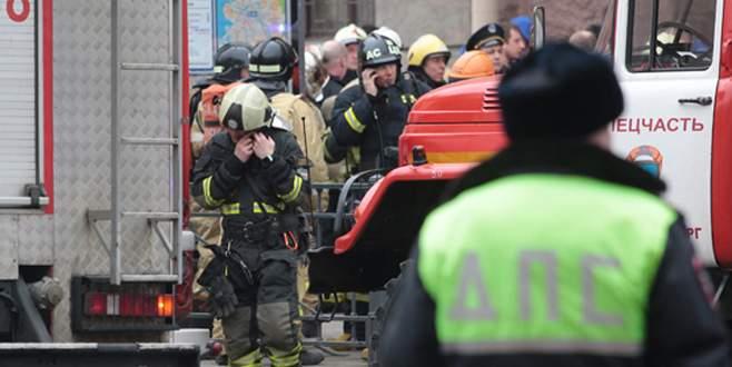Rusya'da metroda iki ayrı patlama