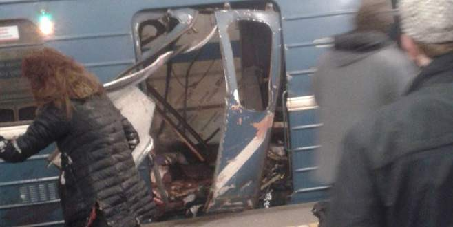 Rusya: Patlama terör saldırısı