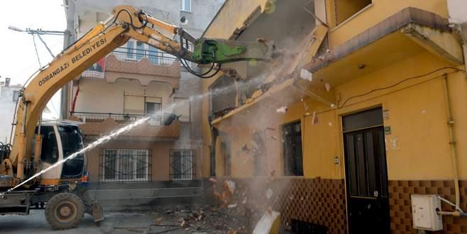 Osmangazi'de çıkmaz sokaklar açılıyor