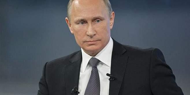 Patlama sonrası Putin'den ilk açıklama