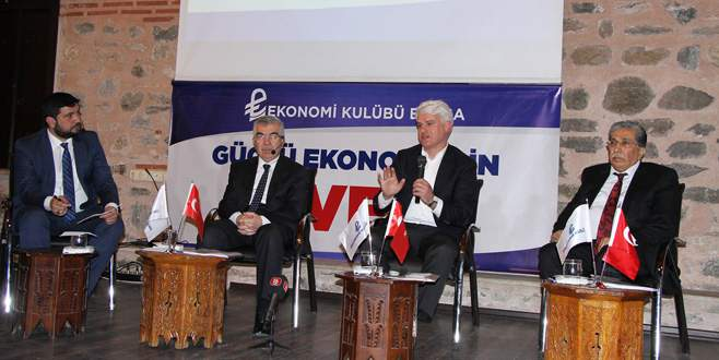 Ekonomi Kulübü'nden 'evet' paneli