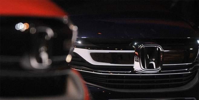 Honda 172 bin 874 aracını geri çağırdı