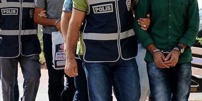 Üç PKK'lı sınırı geçmeye çalışırken yakalandı