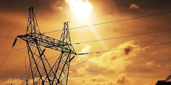 Elektrik tüketimi martta yüzde 6,4 arttı