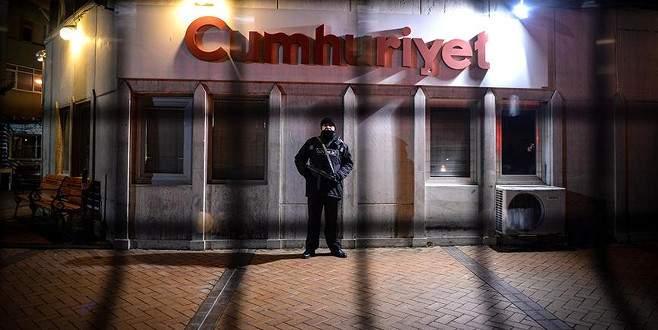 Cumhuriyet gazetesinden 19 isme terör iddianamesi hazır