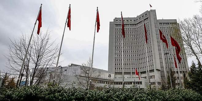 Türkiye'den 'Kerkük referandumu' kararına kınama