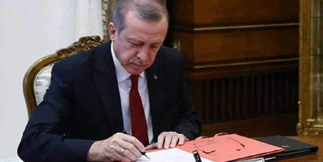 Cumhurbaşkanı Erdoğan'ın onayladığı 8 kanun yürürlüğe girdi