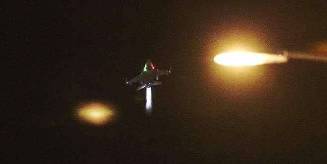 Darbeci pilotlara Ankara'daki hedefler şifreli olarak dağıtılmış