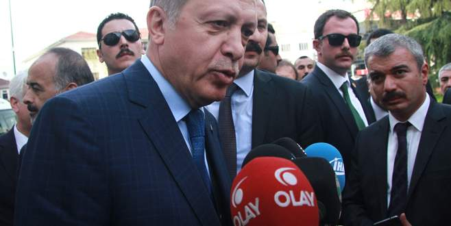 Erdoğan'dan Bursa'ya külliye müjdesi