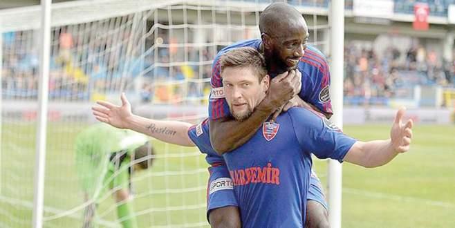 Seleznov oynamıyor!