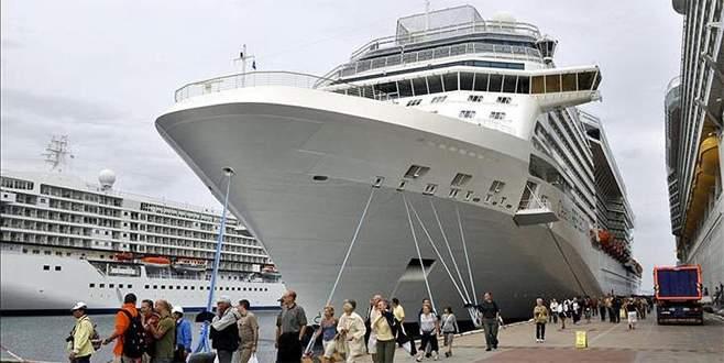 'Kruvaziyer turizmine destekte sona gelindi'