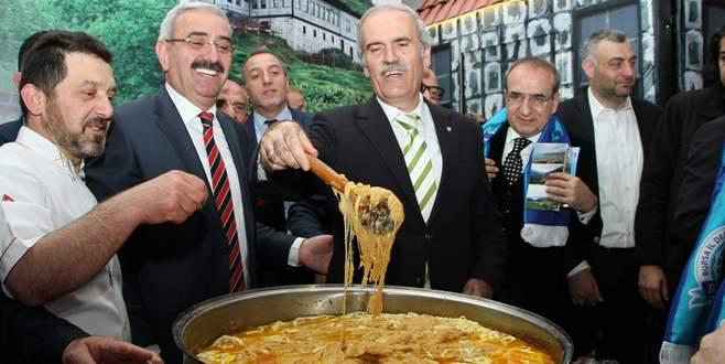 Bursa Anadolu Günleri'ne yoğun ilgi