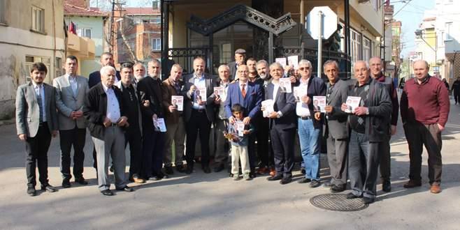 AK Parti Osmangazi 'evet' için sahada